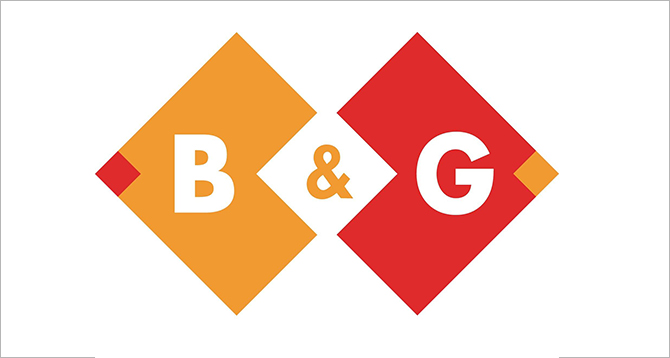 logo b&g fencing | Lingedael Corporate Finance