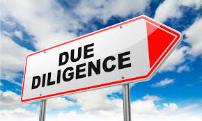 due diligence | Lingedael Corporate Finance