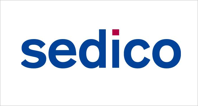 logo sedico | Lingedael Corporate Finance
