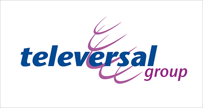 Logo televersal | Lingedael Corporate Finance