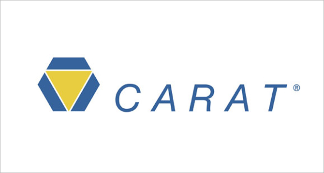 logo Carat | Lingedael Corporate Finance
