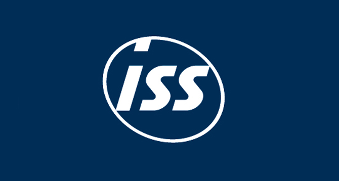 Logo Iss contact centers | Lingedael Corporate Finance