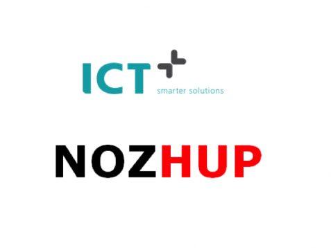 Verkocht: Nozhup aan ICT Automatisering