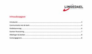 whitepaper bedrijfsfinanciering
